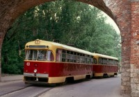 Жители Смоленска решают судьбу трамвая-музея