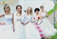 Смоленск вновь покорили сбежавшие невесты. Фотоотчёт и видео
