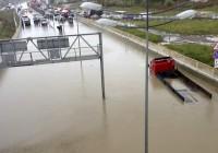Циклон, затопивший Сочи, направляется в сторону Центральной России