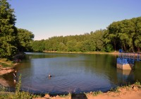 Озеро в Лесопитомнике окончательно наполнится водой через неделю