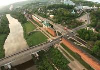 22 июня в Смоленске: мемориальные акции и пасмурное небо
