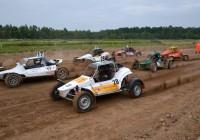 На автополигоне «CAR_Dымово» проходит гоночный уикенд (фото)