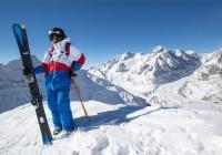 Смоленский лыжник спрыгнул с вертолета в действующий вулкан