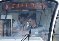 Смоленским трамваем управляет один из лучших вагоновожатых страны