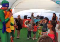 В Смоленске прошла «Крутая вечеринка» для детей
