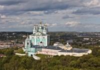 14 июля. Утро в Смоленске: прохладно, ожидаются грозы