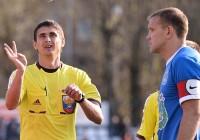 Смоленский судья рассудит «Арсенал» и второй состав «Зенита»