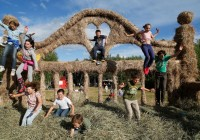 В Калужской области проходит фестиваль «Архстояние»