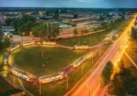 Завтра смоленский трамвай вернется на улицу Рыленкова