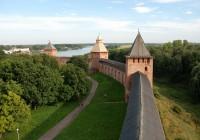 В Новгороде археологи нашли остатки тысячелетнейкрепости