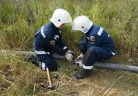 Смоленским спасателям помогают тульские коллеги