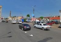 Движение по Колхозной площади в Смоленске станет односторонним