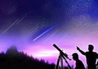 Ночью смоляне могут увидеть Персеиды