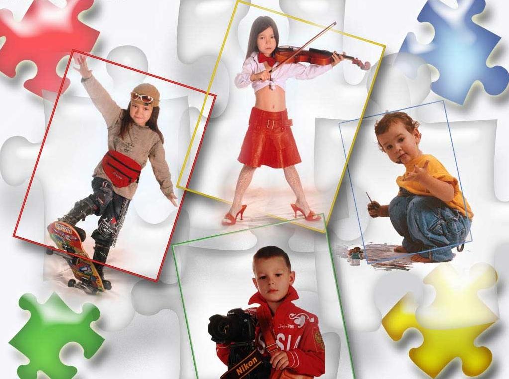 кружки и секции для детей картинки