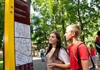 Смоленские указатели для туристов взяли за образец в Ярославле