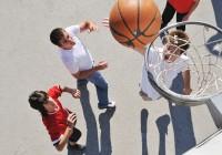 В Смоленской области появилась экоплощадка для баскетбола