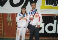 Смоленская спортсменка взяла бронзу чемпионата мира по паратхэквондо
