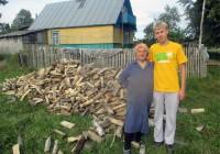В Смоленской области стартовала благотворительная акция «Подари дрова»
