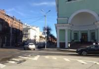 В центре Смоленска появится круговое движение