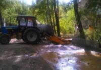 В Смоленске горячая вода не дойдет до смолян из-за новых прорывов