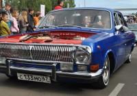 В Смоленске провели конкурс самых оригинальных автомобилей