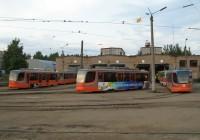 Спальные районы Смоленска снова остались без трамваев