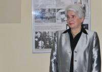 Вдова Александра Солженицына открыла выставку в Смоленске