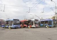 Литературные троллейбусы появились в Москве