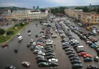 15 сентября. Утро в Смоленске: Ново-Московская по-прежнему перекрыта
