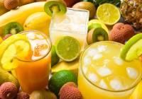 5 простых способов приготовить коктейли с натуральным соком