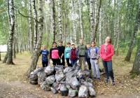 В Смоленской области прошел экологический пикник