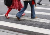 Смоленским пешеходам напомнят правила дорожного движения
