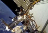 В сети появилось уникальное видео выхода космонавтов в открытый космос