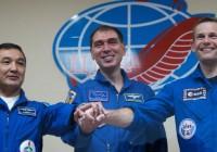 Международный экипаж отправился в юбилейный полёт в космос