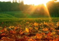 25 сентября. Утро в Смоленске: солнечный конец недели перед большими праздниками