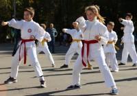 В центре Смоленска прошел праздник спорта