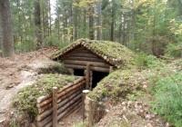 В Смоленской области «воскресили» партизанскую базу