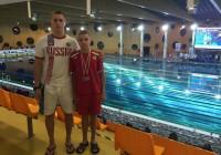 Смолянин взял золото на Кубке Европы по подводному спорту