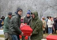 В Смоленской области предали земле останки 419 воинов