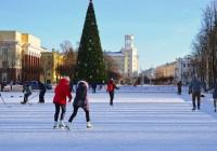 Этой зимой главная площадь Смоленска превратится в каток