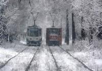 Смоленские трамваи отремонтировали к зиме