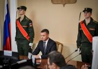 Николай Алашеев официально вступил в должность