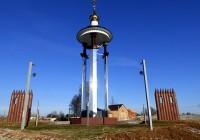 Памятник воинам Смоленской войны открыли на Валутиной горе