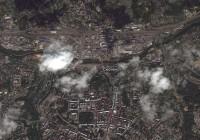 Раскопки «Квадры», «Важный пикник» в Лопатинском саду и памятник Владимиру. Google обновил спутниковые снимки Смоленска