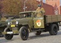 Раритетная техника, участвовавшая в боях под Смоленском, пройдёт завтра по Красной площади