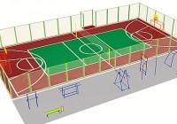 Все смоленские школы получат современные спортивные площадки до 2017 года