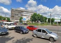 В Смоленске затруднено движение автотранспорта из-за прорыва водопровода