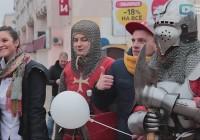В Смоленске прошло состязание «Витязей»