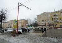 В Смоленске новый светофор появится на проспекте Гагарина