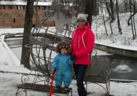 В Лопатинском саду Смоленска появился глобус